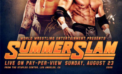 Official 2009 SummerSlam Poster: Revealed!