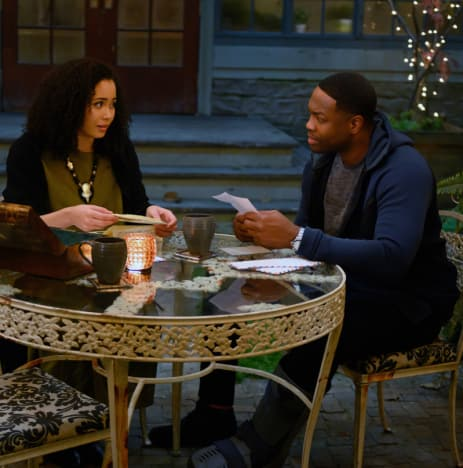 Macy and Galvin On A Date - Charmed (2018) Season 1 Episode 11