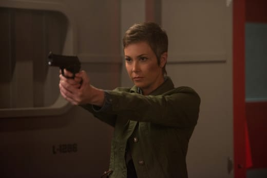 Don't mess with Jody - Supernatural Season 12 Episode 22