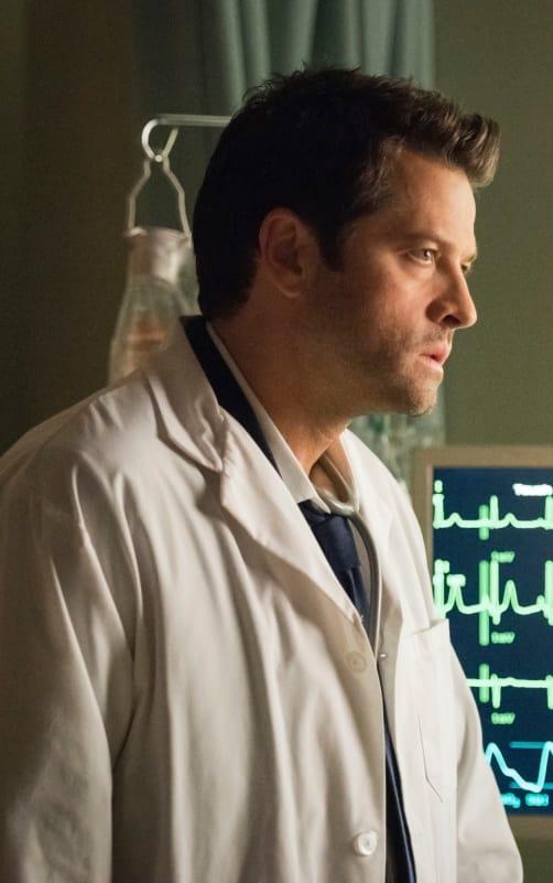 Doctor Cas - Supernatural Season 14 Episode 12