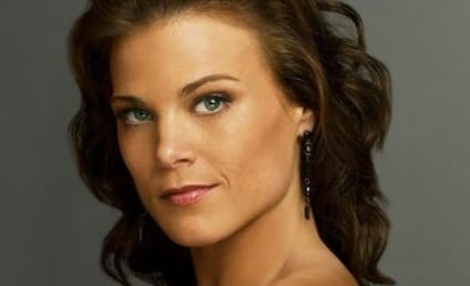 Breaking All My Children News: Sabine Singh Out, Rebecca Budig In