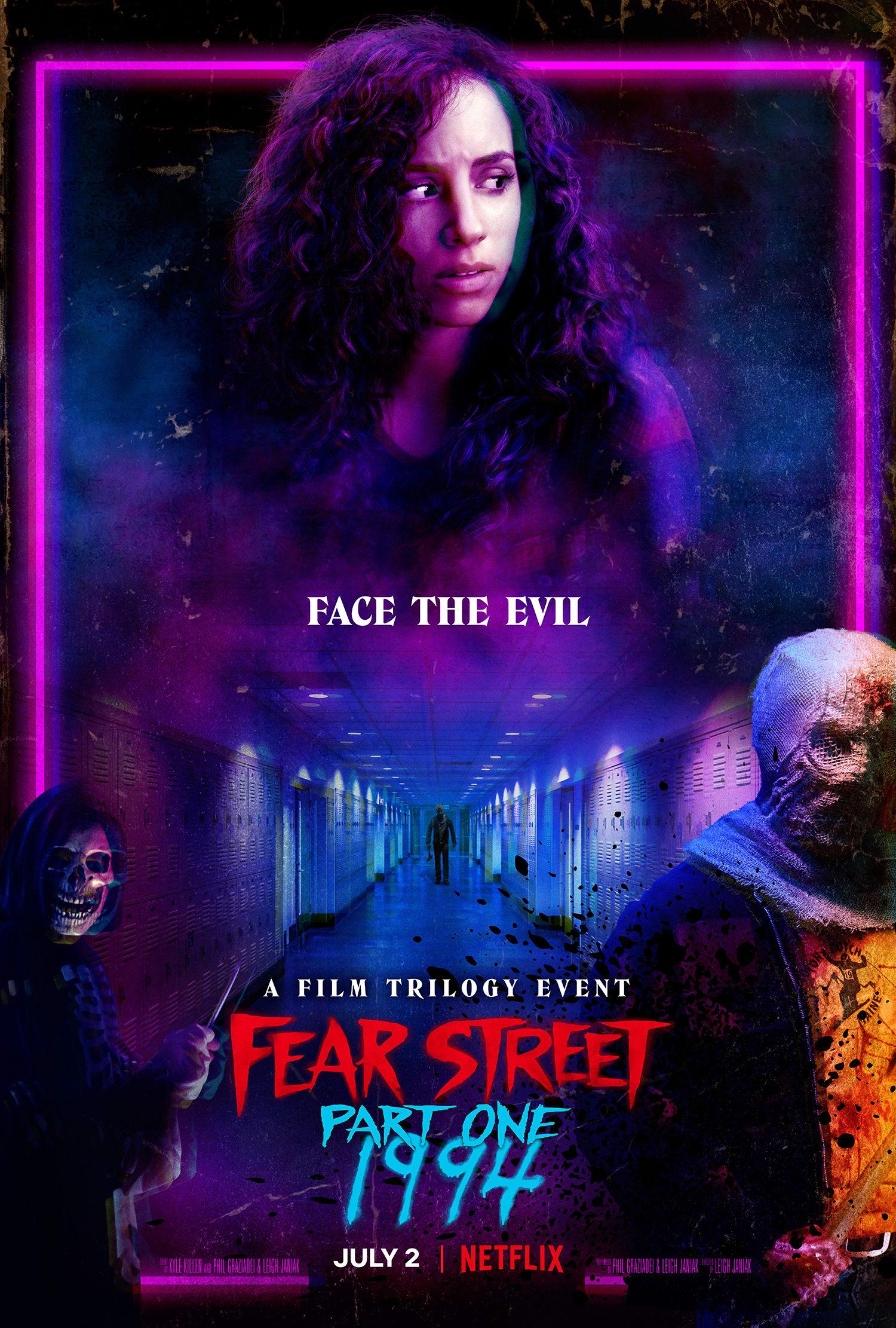 Fear Street Part One: 1994 Poster - TV Fanatic