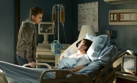 Damon's Down - The Vampire Diaries Season 8 Episode 8