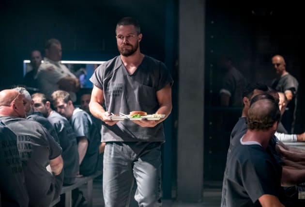 Target #1 - Arrow Season 7 Episode 1