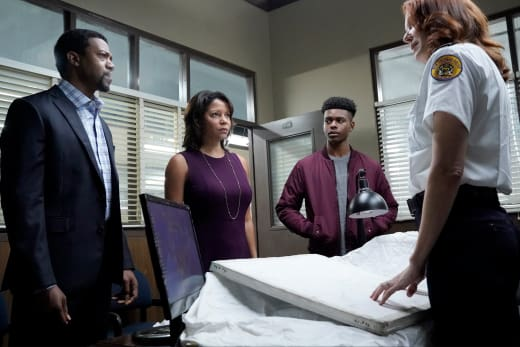 Cold Case - Cloak and Dagger Season 1 Episode 9