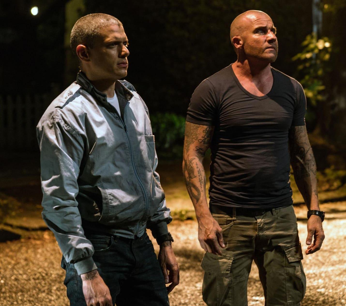 Prison Break Season 5 Episode 8 Review Progeny Tv Fanatic