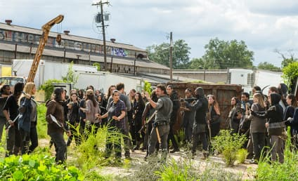 The Walking Dead Season 7 Episode 10 Review: New Best Friends