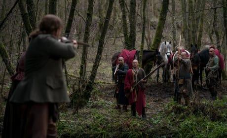 Get Off My Land! - Outlander Season 4 Episode 5