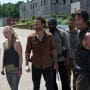 Walking Dead Midseason Finale Scene