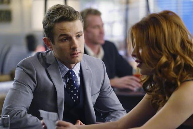Lyman Ellis Returns - Revenge Season 4 Episode 14