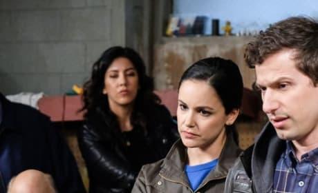 Not Amused - Brooklyn Nine-Nine Season 6 Episode 18