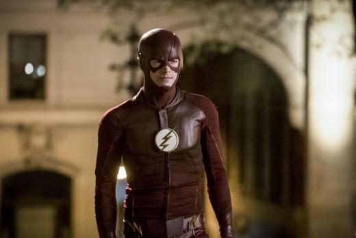 Intense Flash - The Flash Season 3 Episode 22