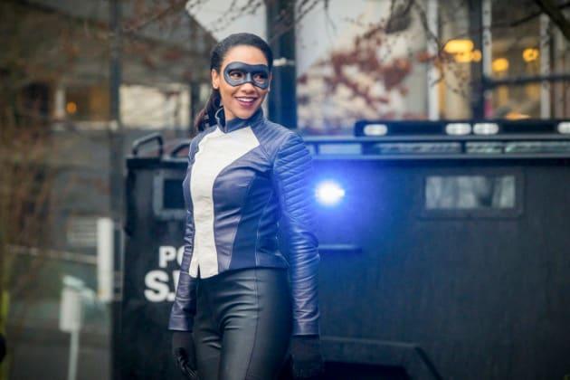 Speedy Smile - The Flash Season 4 Episode 15