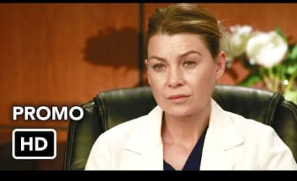 Grey's Anatomy Double Header Promo: Trouble Ahead!