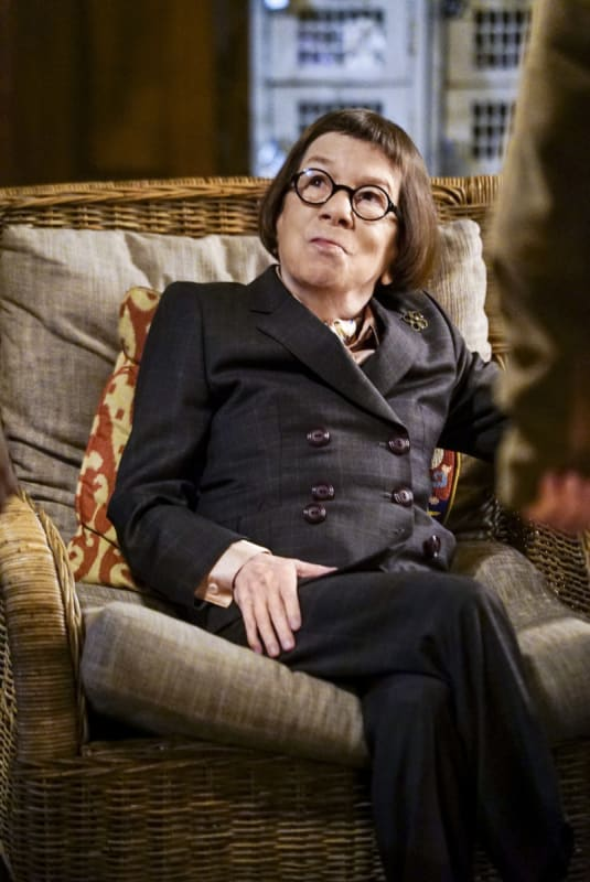 Hetty gives an assignment ncis los angeles