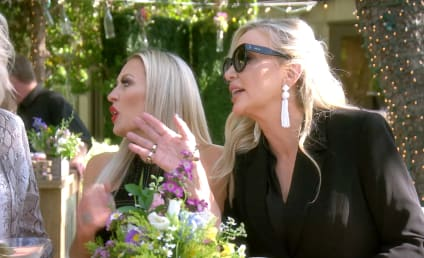 Watch The Real Housewives of Orange County Online: Whooping It Up for Wedding Bells