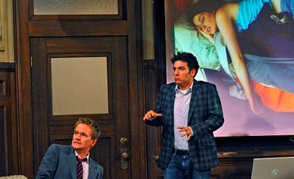 "How I Met Your Mother Recap: ""Robin 101"""