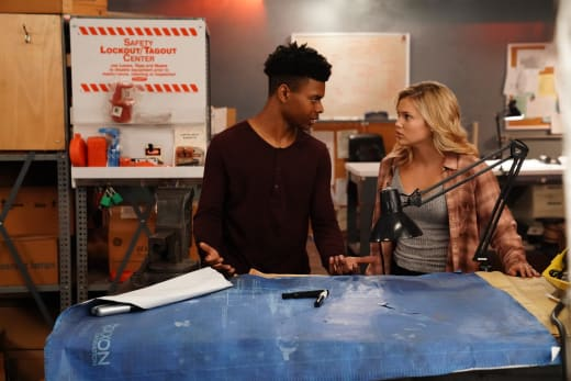 Blueprints - Cloak and Dagger Season 1 Episode 7