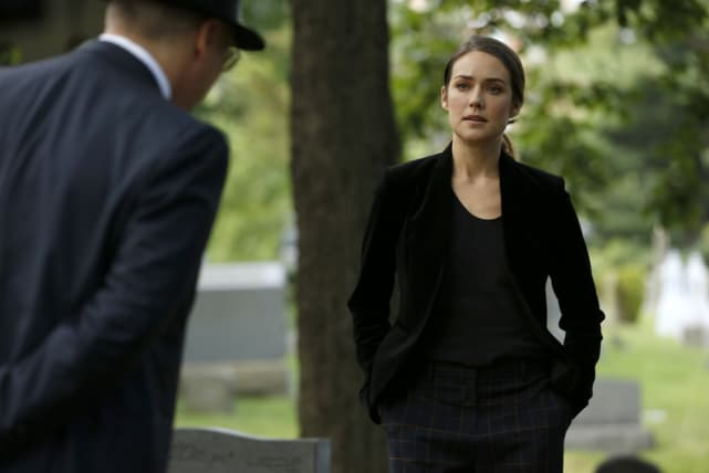 Trying to Comfort - The Blacklist Season 5 Episode 5