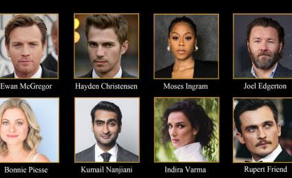 Obi-Wan Kenobi Series Sets Cast, Including O'Shea Jackson Jr, Joel Edgerton, Kumail Nanjiani