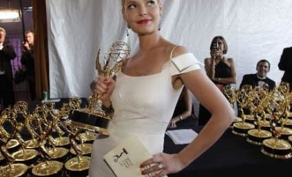 Katherine Heigl Wins Best Supporting Actress Emmy!