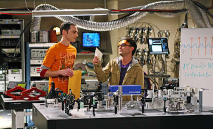 "The Big Bang Theory Review: ""The Irish Pub Formulation"""