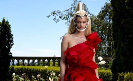 Kyla (First Photo Shoot) - America's Next Top Model Season 24 Episode 1