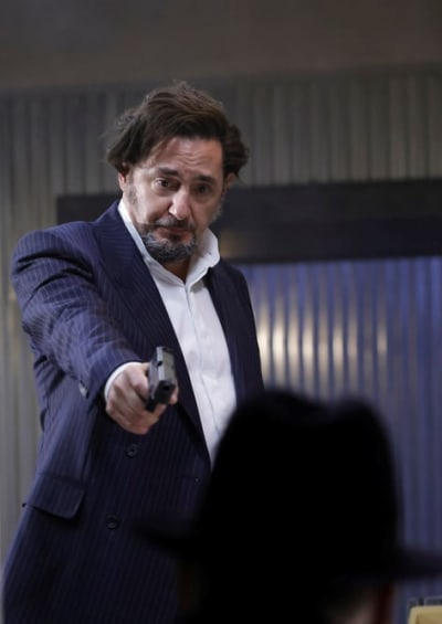 Big Bad Boss - The Blacklist Season 8 Episode 21