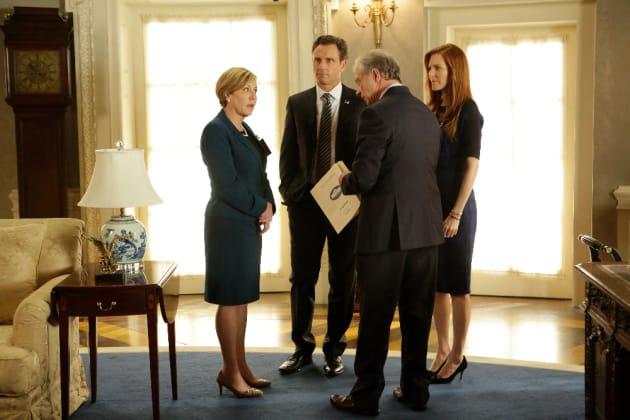 Teamwork - Scandal Season 5 Episode 6