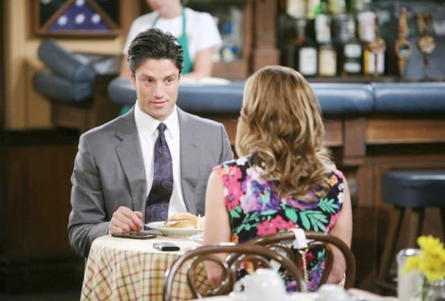 Speaking of Making Up - Days of Our Lives
