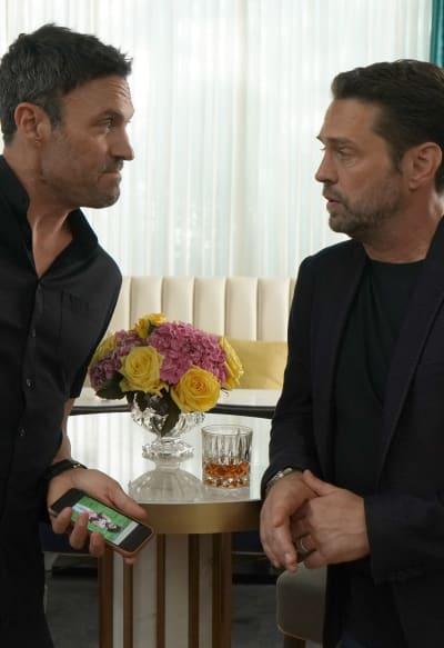 Friendly Conversation - BH90210 Season 1 Episode 6