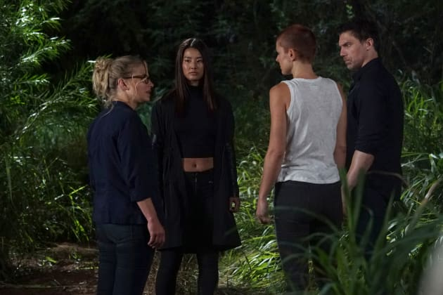 Who Is The New Girl - Marvel's Inhumans Season 1 Episode 5
