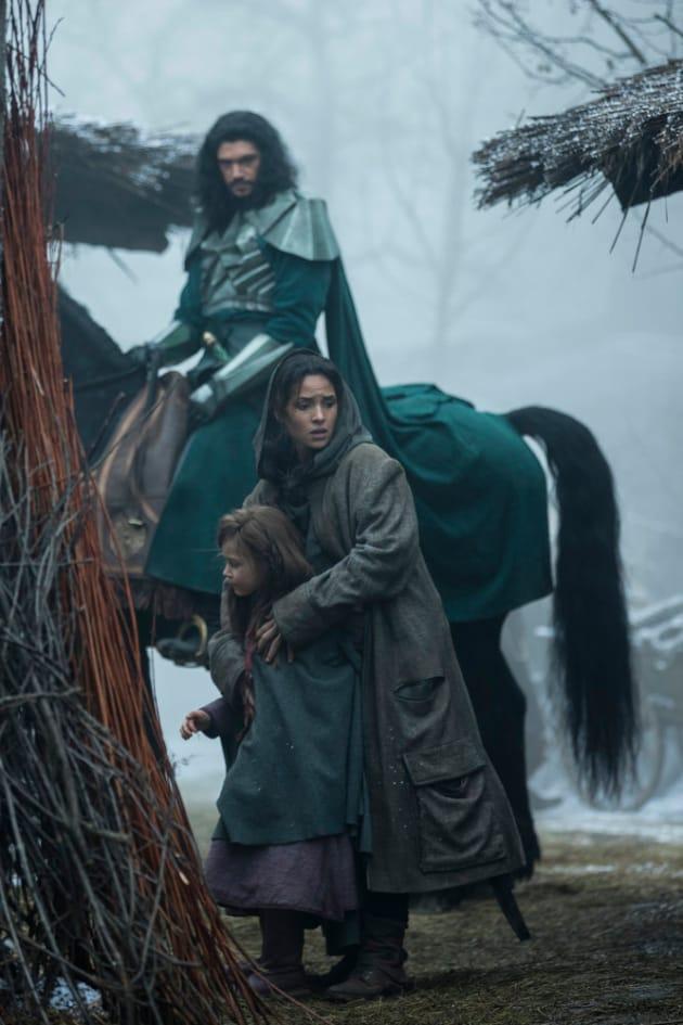 Protecting Dorothy? - Emerald City Season 1 Episode 4