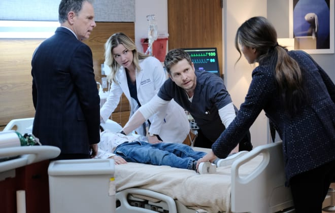 The Resident Season 2 Episode 15 Review: Queens