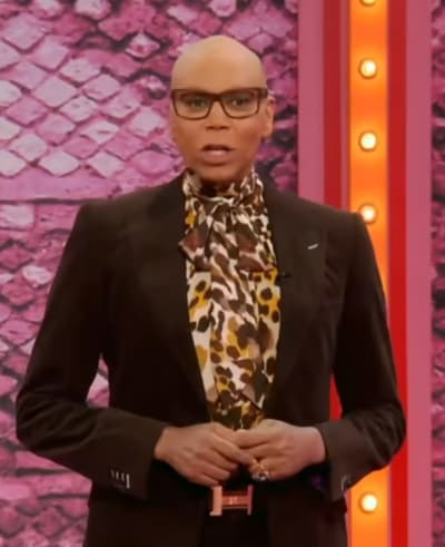 RuPaul Spell - RuPaul's Drag Race Season 13 Episode 10