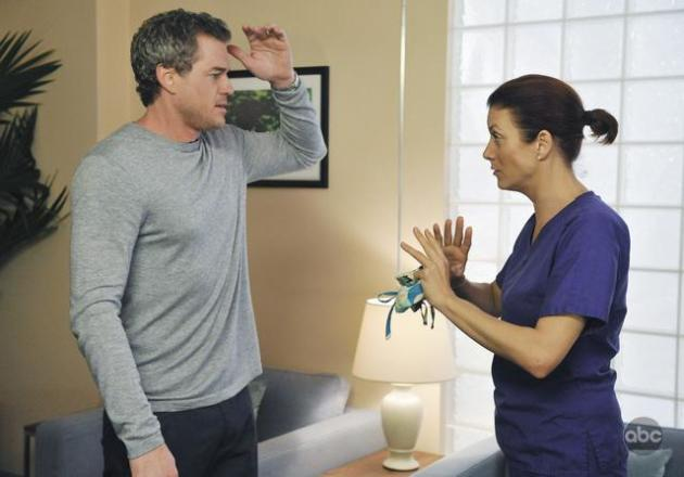 Mark on Private Practice!