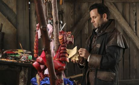 What Does He Know? - Once Upon a Time Season 6 Episode 11