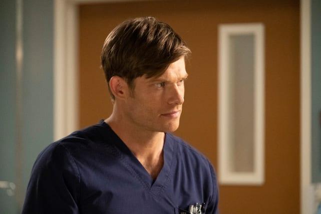 What?! - Grey's Anatomy Season 15 Episode 25