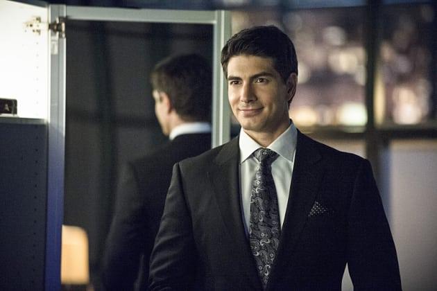 Appreciating the View - Arrow Season 3 Episode 7
