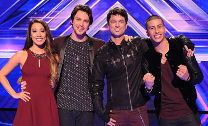 The X Factor Results: Who Won Season 3?