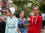 In NYC - Breaking Amish