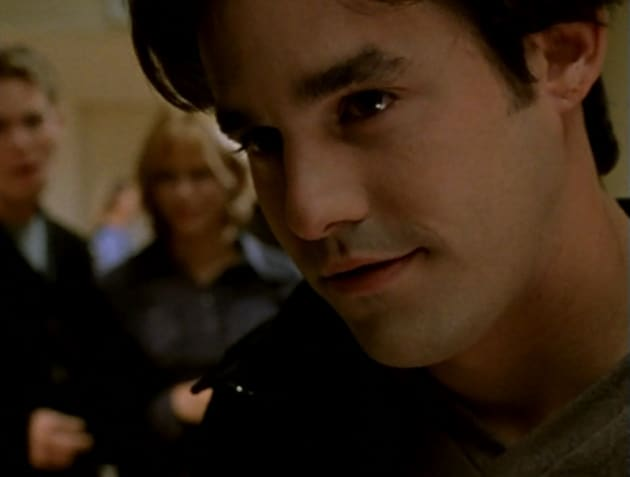 Xander, The Bad Boy - Buffy the Vampire Slayer