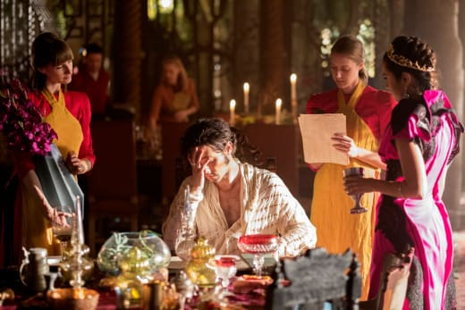 What's wrong, El? - The Magicians Season 2 Episode 10