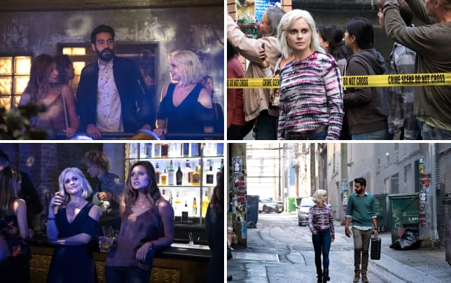 On the prowl izombie s4e3
