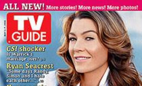 The TV Guide Cover