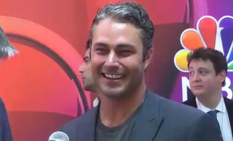 Taylor Kinney Talks Chicago Fire Finale