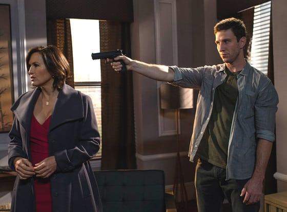 Benson on Law & Order: SVU