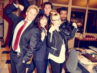 The Tribeca Gang - Angie Tribeca