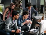 Is Cameron a Target? - Stitchers