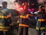 Freeway Crash - 9-1-1 Season 4 Episode 9